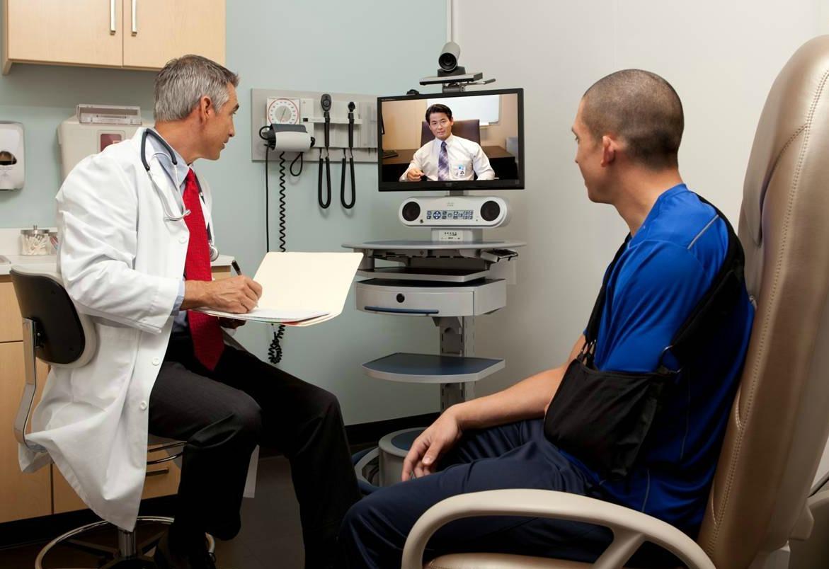 Ветераны выбирают телемедицину