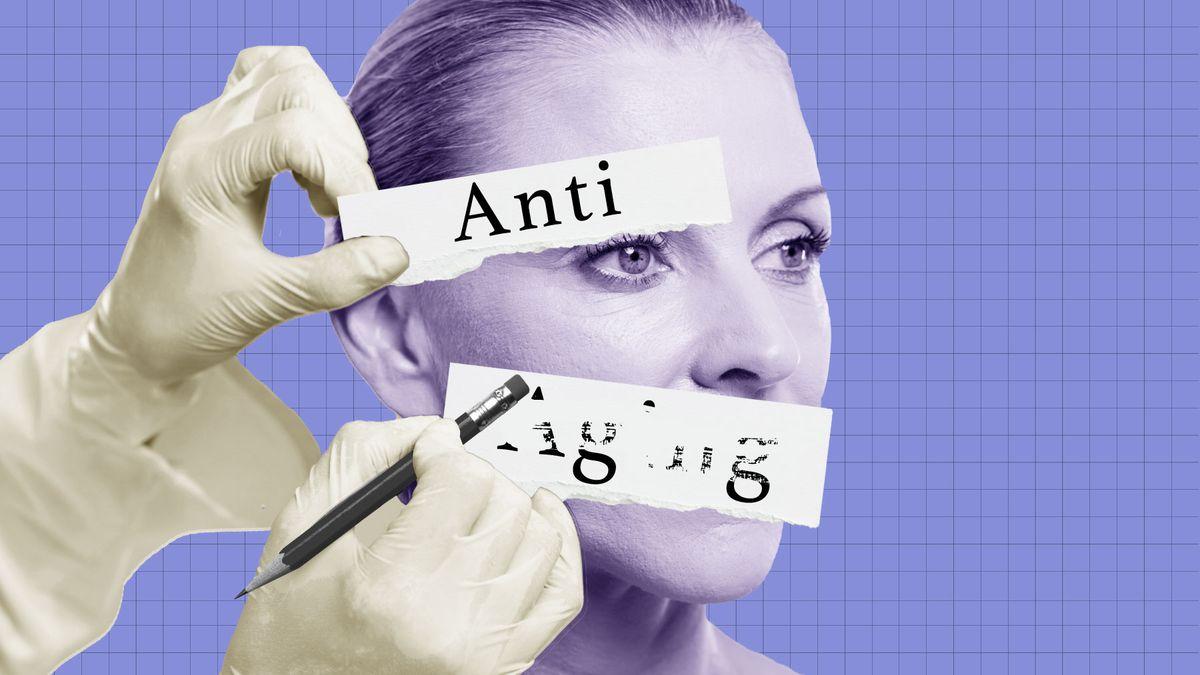 Британцы планируют отказаться от использования термина «антивозрастной» в косметологии и пластической хирургии