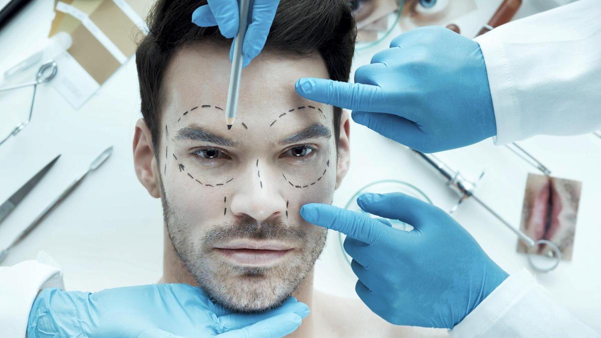 Как изменился рынок мужской пластической хирургии за пять лет?
